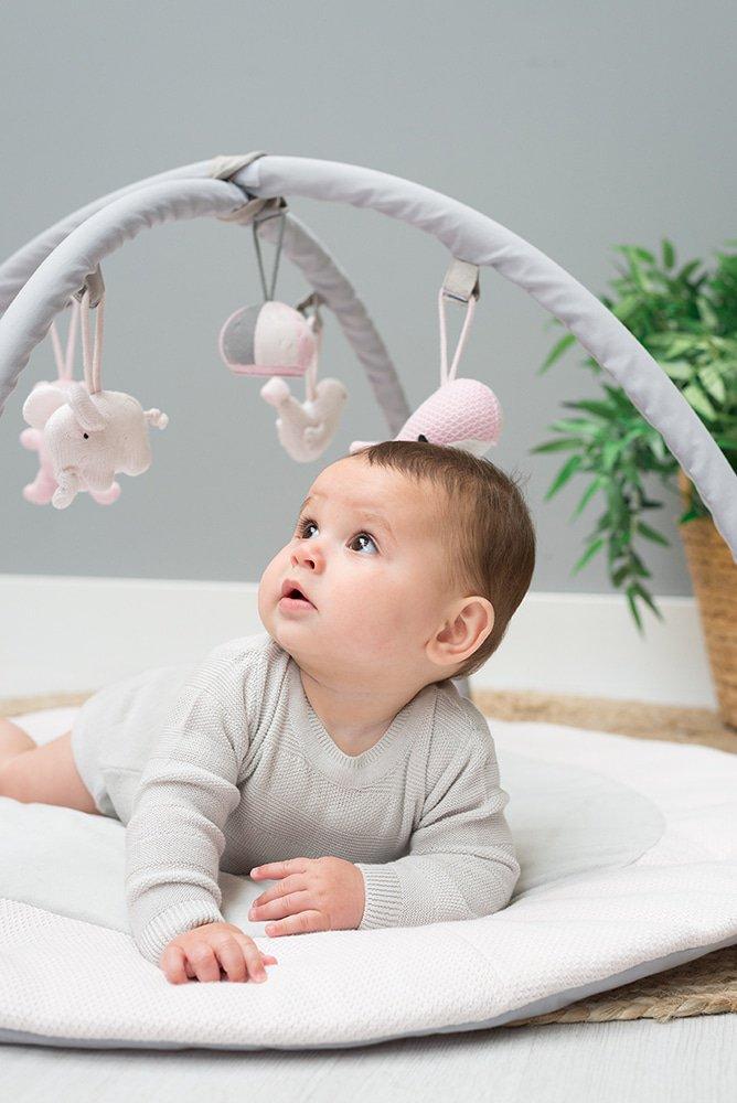 Baby's Only Speelkleed Roze-Baby Roze_babyhuys