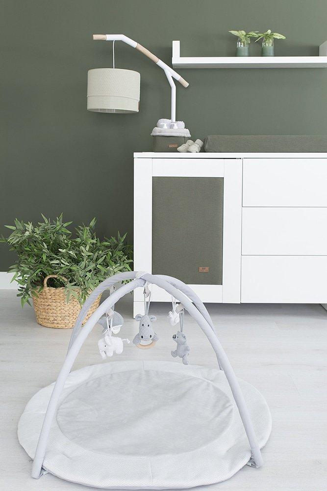 Baby's Only Speelkleed Zilvergrijs-Grijs_babyhuys
