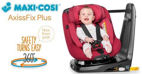 Maxi-Cosi Axissfix Plus Comfort